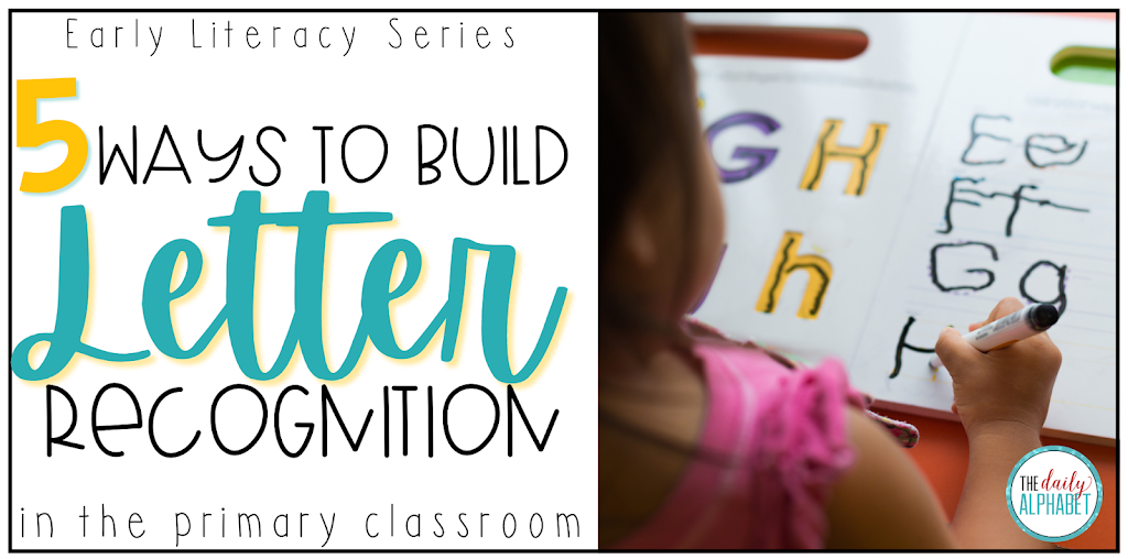 Building letter recognition