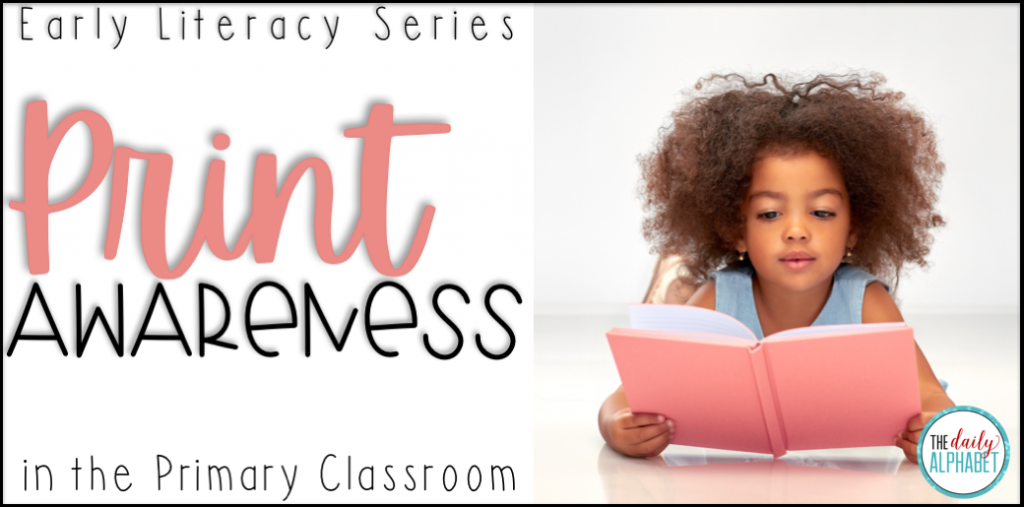 Getting started with print awareness'