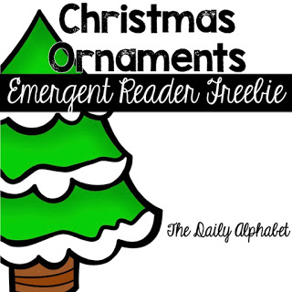 This freebie Christmas themed emergent reader is great for students to practice their fluency, sight word skills, and counting at the same time!