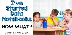 Data Notebooks for Kindergarten