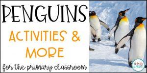 Penguin Acivities