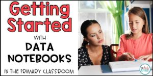 Getting Started with Data Notebooks in Kindergarten