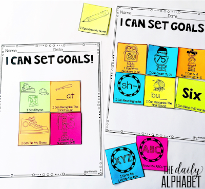 Setting Goals for Primary Students